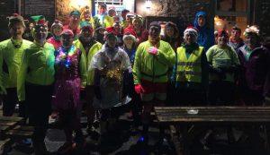 Christmas Pub Run 2019